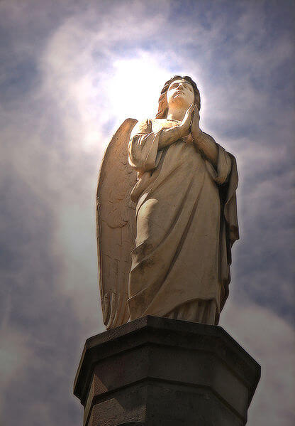 416px Angel statue