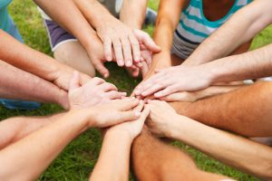 service in the community business plan