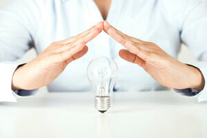 how to patent the idea