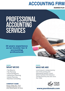 accounting business plan new