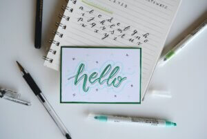 starting a stationery business
